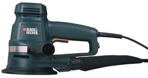 797157-01 Talerz szlifierski 125 mm do Black&Decker KA190